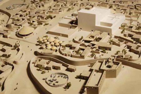 08. Maquette de la ville de Kerma .jpg