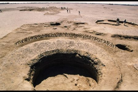 09. Bucrania placed in a semi-circle south of an excavated tumulus .jpg